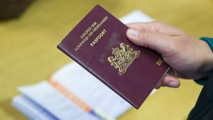 Benodigdheden voor aanvraag van het e-visum